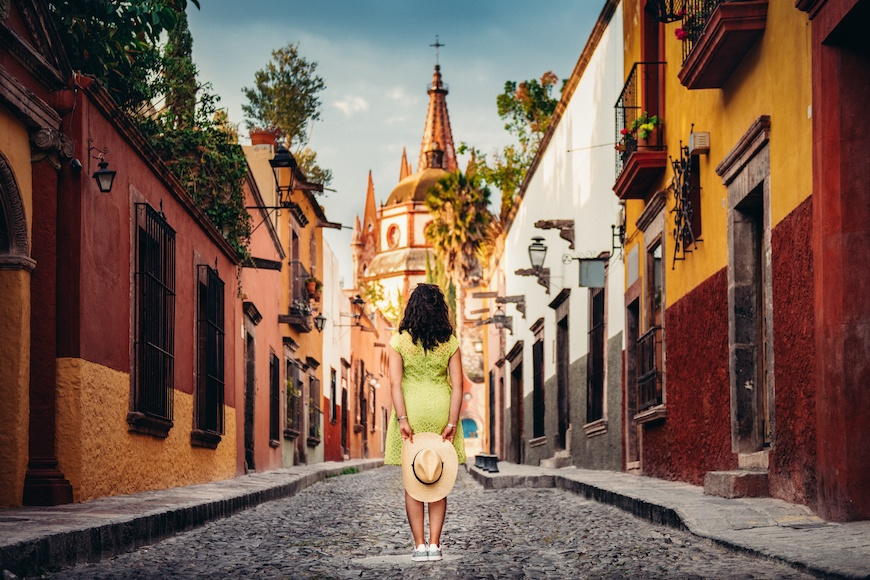 Thumbnail for A Healthy Guide to San Miguel De Allende, Central Mexico's Best-Kept Secret
