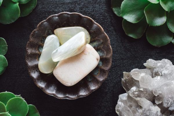 Moonstone is more than just a pretty crystal—here are 4 ways it can help you tap into your intuition and purpose