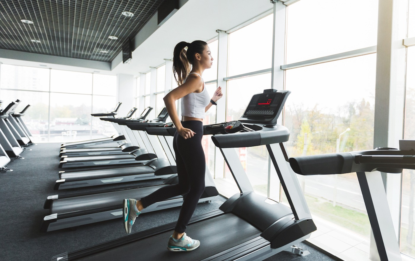 Thumbnail for Why fitness pros say the treadmill is the best way to get your run in