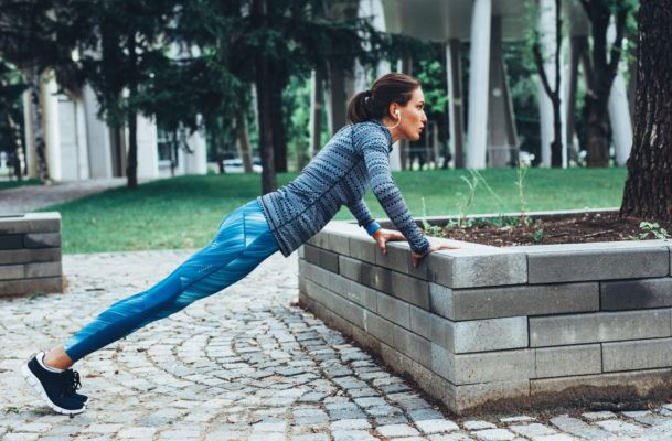 How to make push-ups way (and I mean, way!) easier