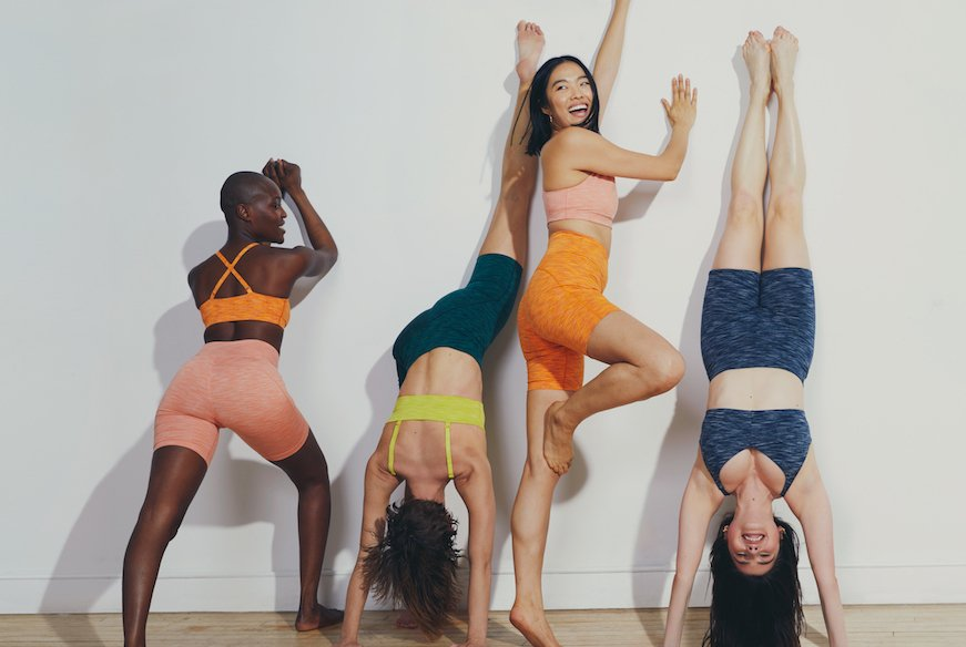 Thumbnail for Outdoor Voices' new collection, OV Studio, is on pointe for doing low-impact things