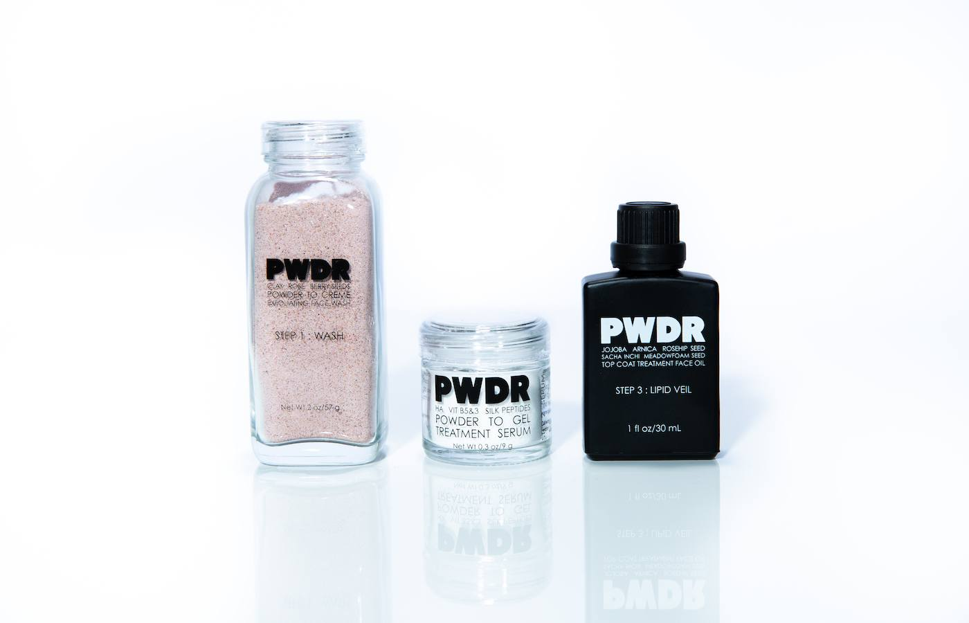 preservative free skin care PWDR