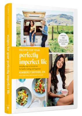 Thumbnail for Need to feel good about life? Kimberly Snyder's new book is a must-read