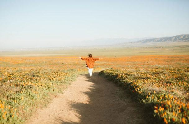 California's super bloom is too pretty for words—so here are 29 photos of it