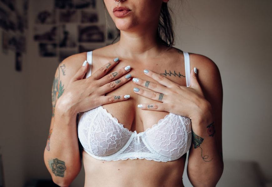 Thumbnail for Lingerie that'll make you feel like a grown adult—for under $100