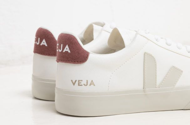 BRB, I need these chic French sneakers that are made from corn (yes, corn)