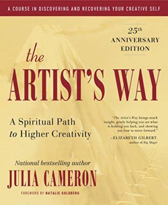 """Thumbnail for Why everyone you know has read """"The Artist's Way""""—and 5 things you never knew about the author"""