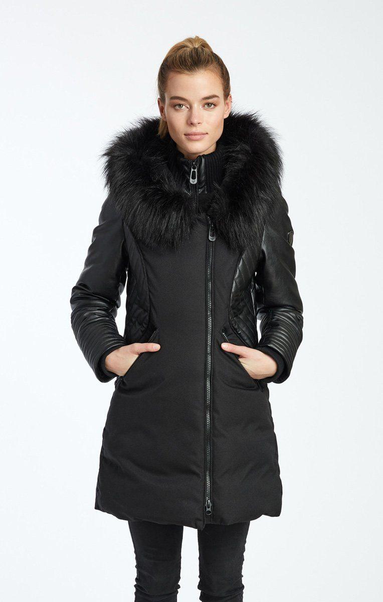 vegan winter coat