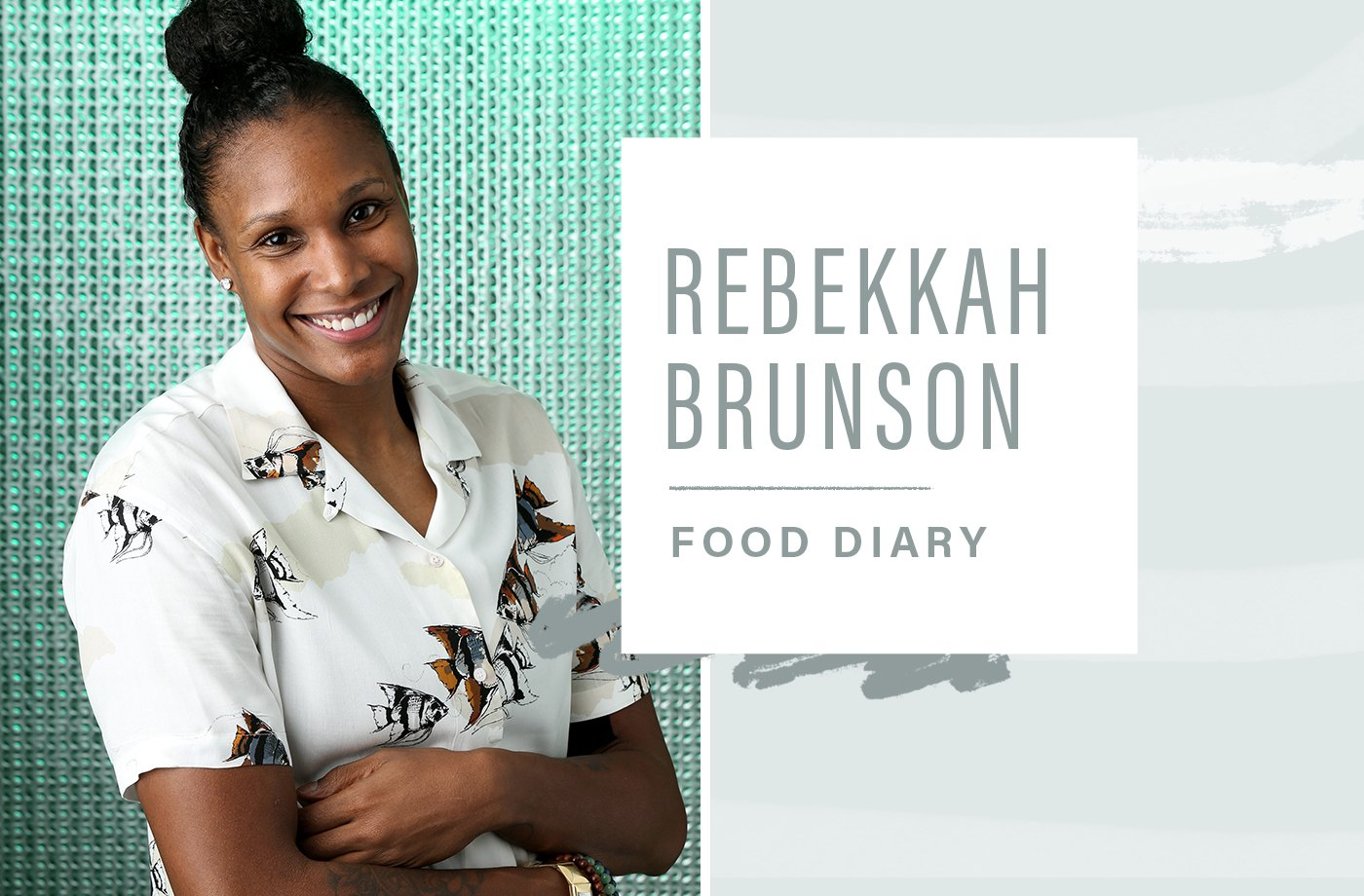 Thumbnail for WNBA Player Rebekkah Brunson Shares the Plant-Powered Food That Keeps Her Strong on and Off the Court