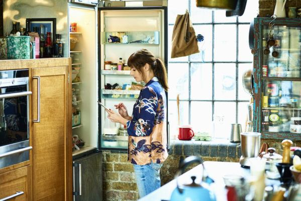 This dating app uses refrigerator photos to find your match…which actually makes sense