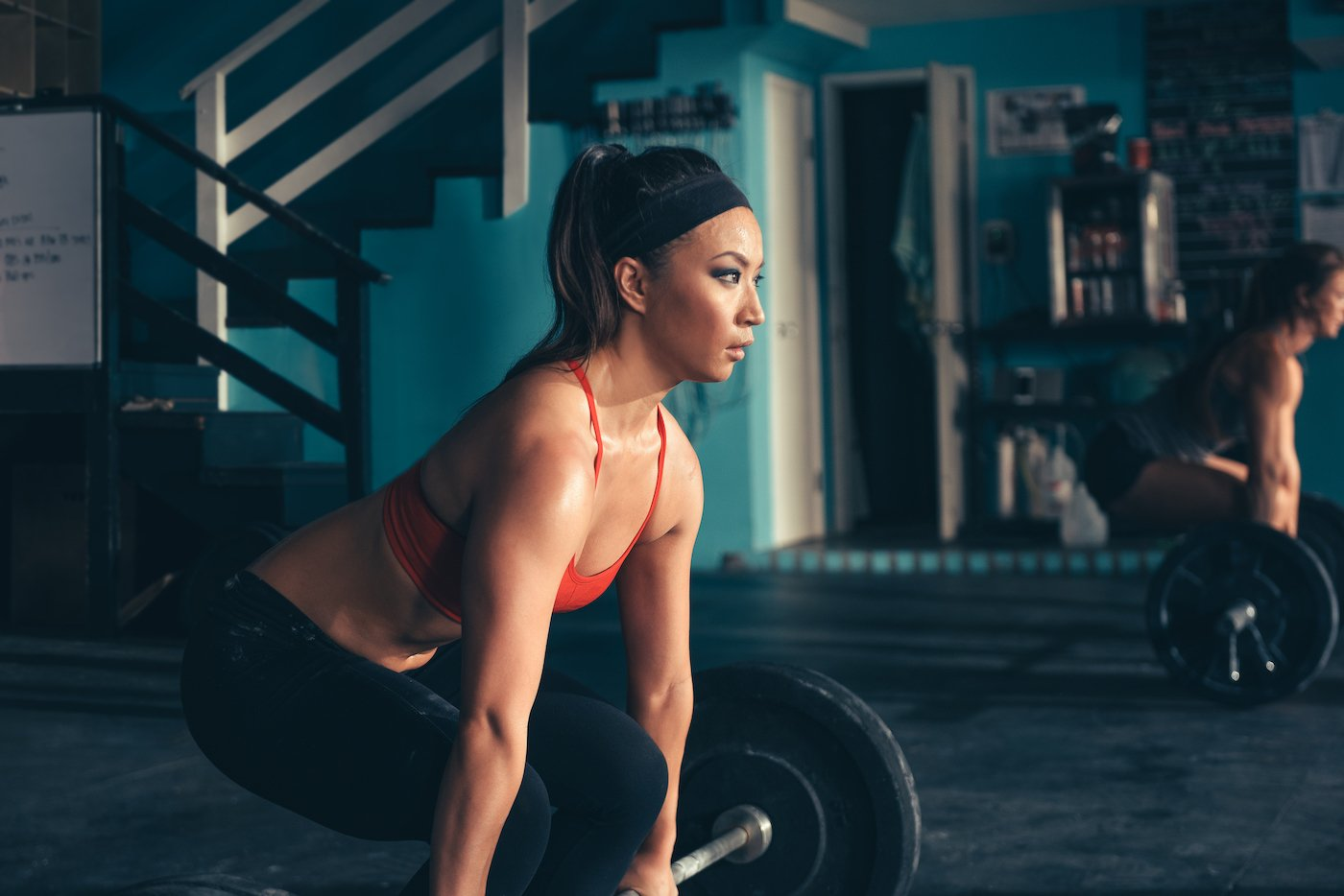 Thumbnail for This just in: Working out on your period really *can* make you feel better
