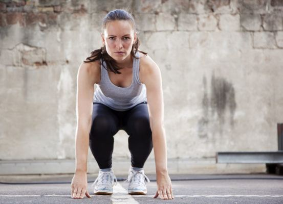 Strike burpees from the TDL: Trainers hate them as much as you do