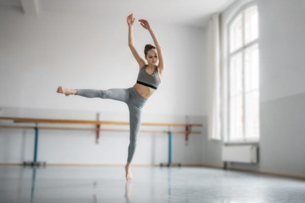 The one workout a world-renowned ballerina swears by for strength training and recovery