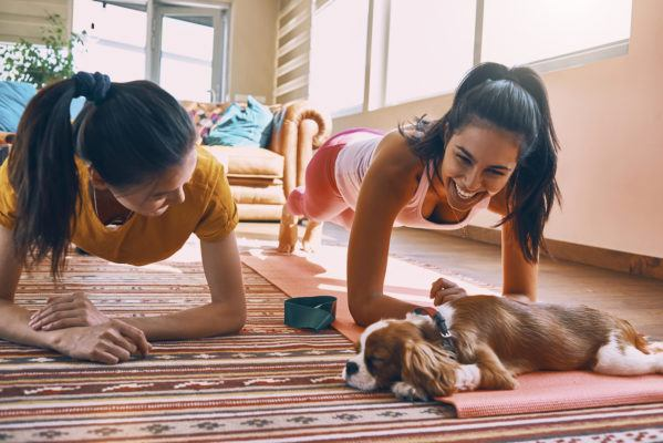 The at-home ab workout that Jenna Dewan and Jessica Alba swear by