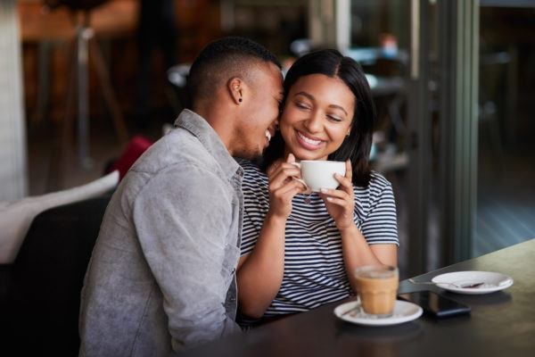 Why a coffee shop is the most psychologically strategic spot for a first date