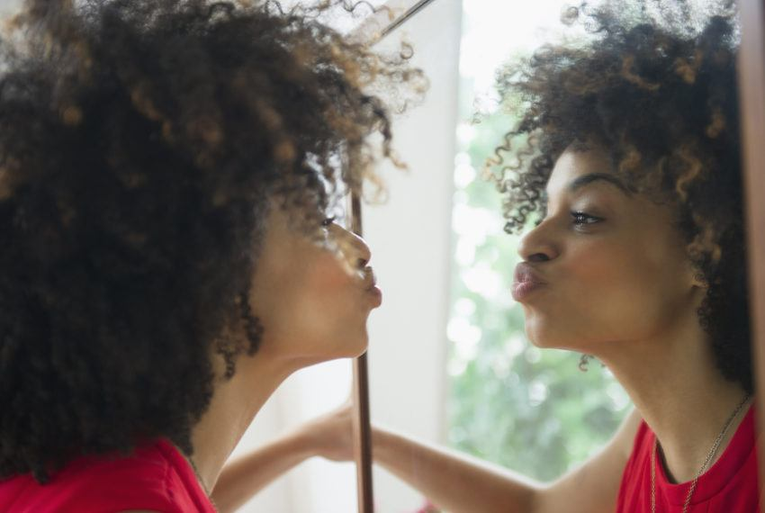 """Self-esteem begins with """"I am,"""" and we have the affirmations to prove it"""