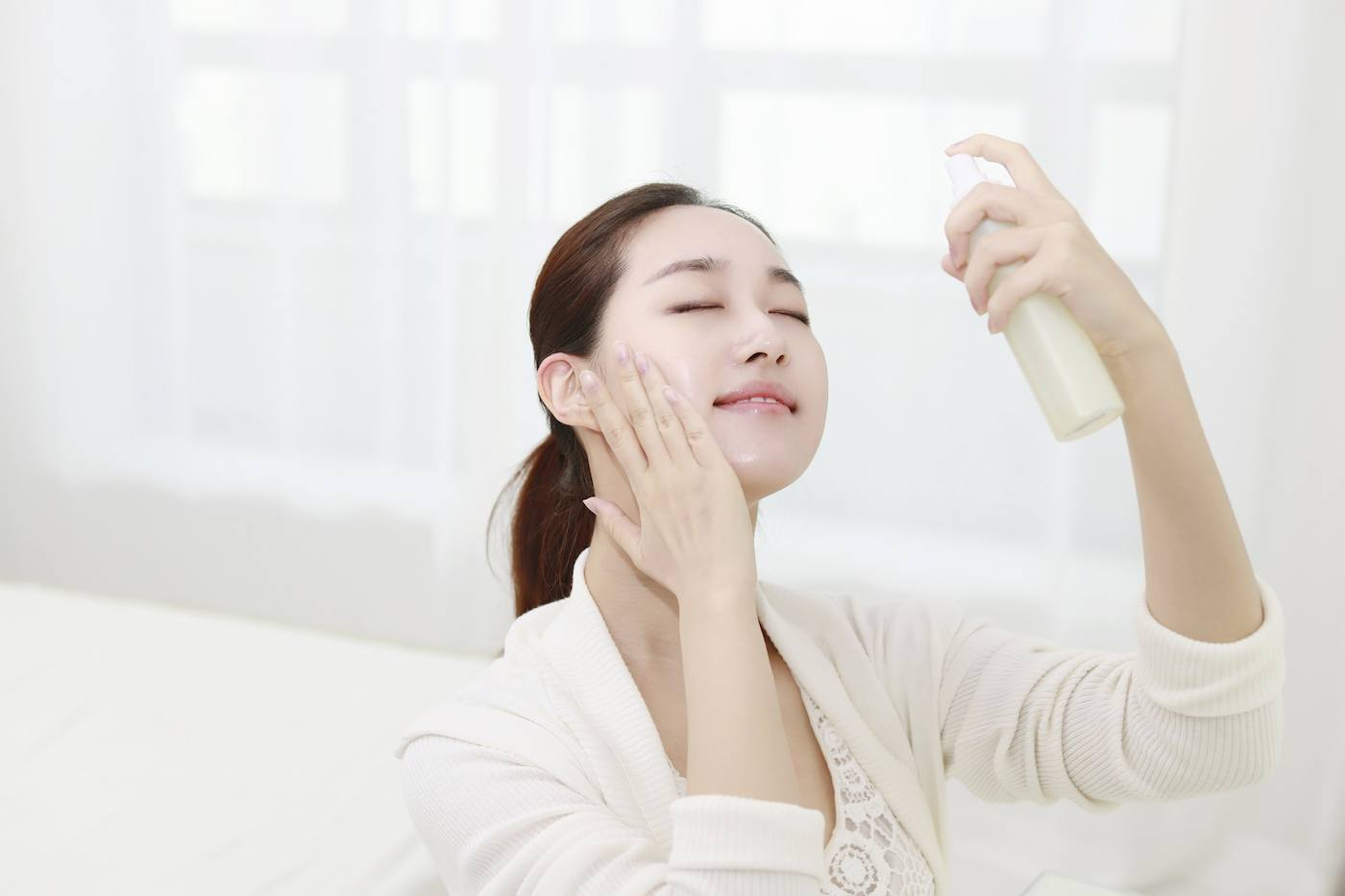 Thumbnail for These are the most spritzable face mists for every single skin concern