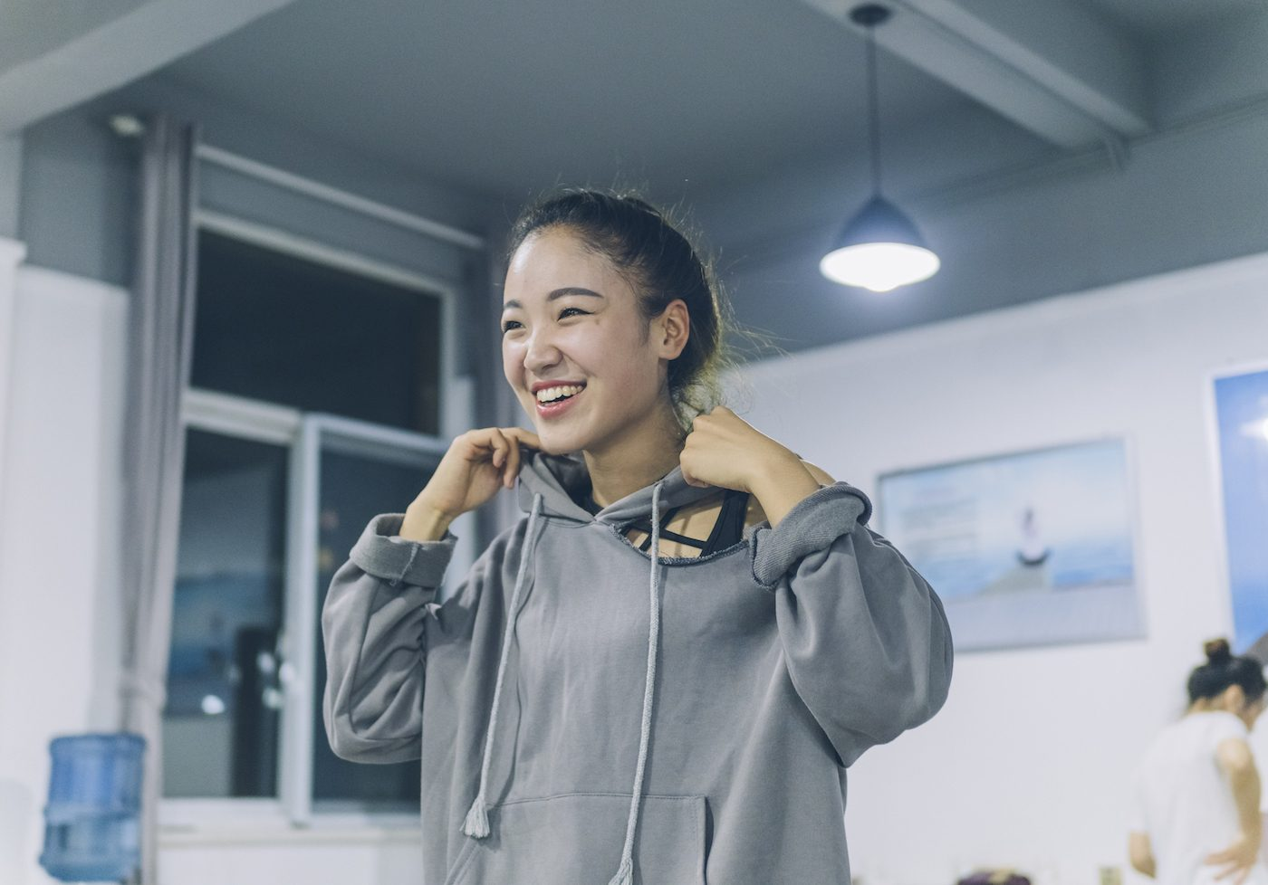 How to keep pre-workout anxiety from affecting your sweat sesh
