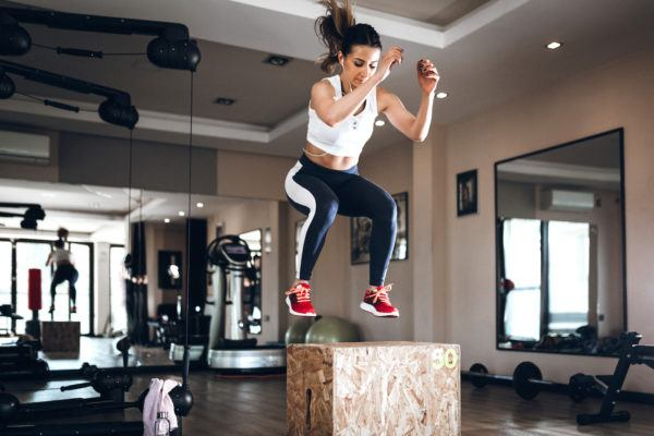 Why you should actually do the jump moves in your workouts (even though they're so damn hard)