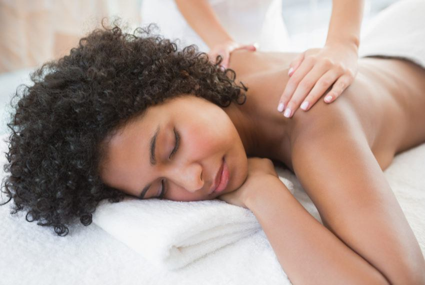 A massage therapist explains why your stomach makes weird noises during treatments