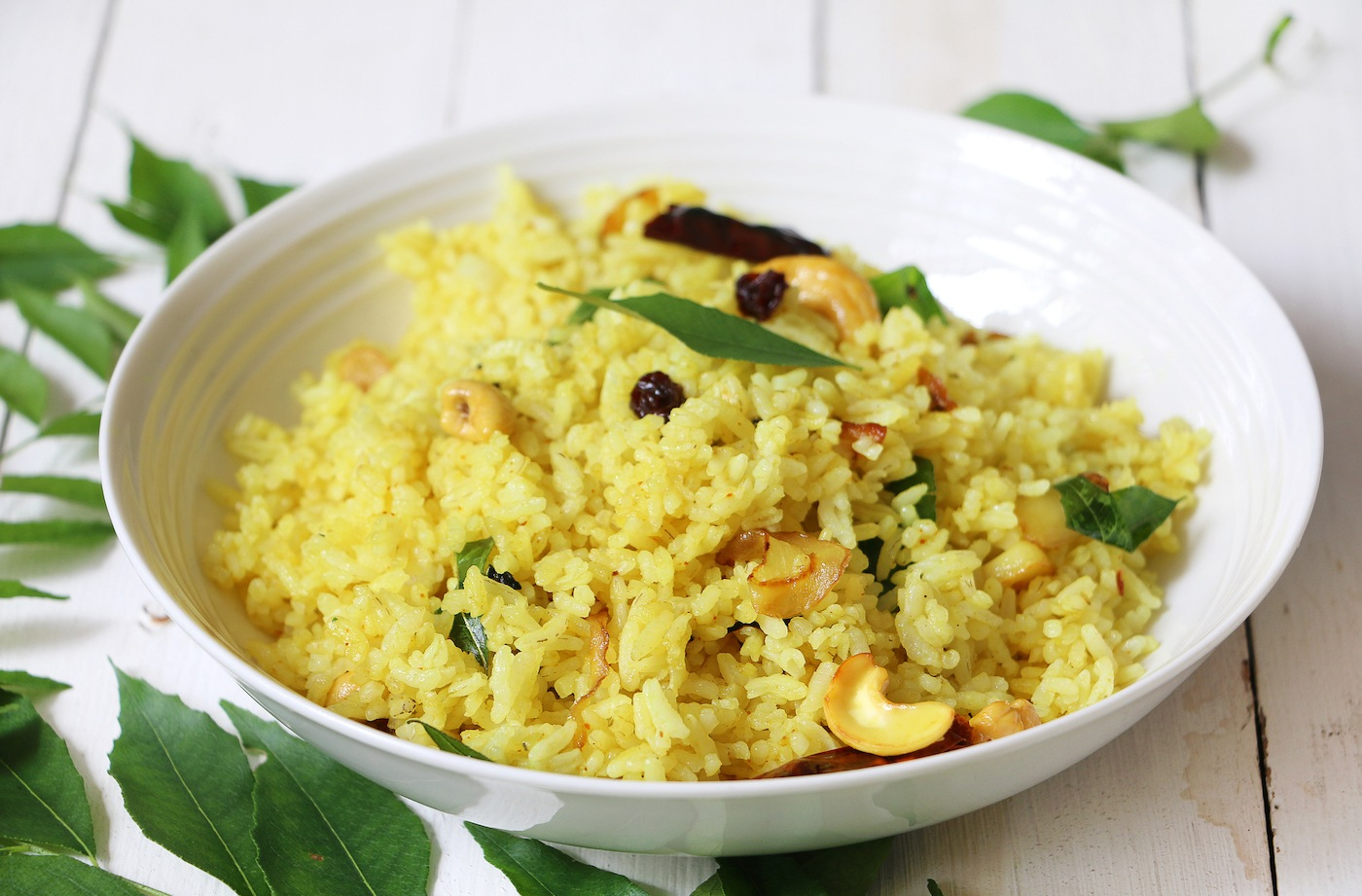 I spent a week in Bali, and this anti-inflammatory turmeric rice was the best thing I ate