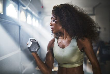When to use bodyweight versus dumbbells to hit your fitness goals