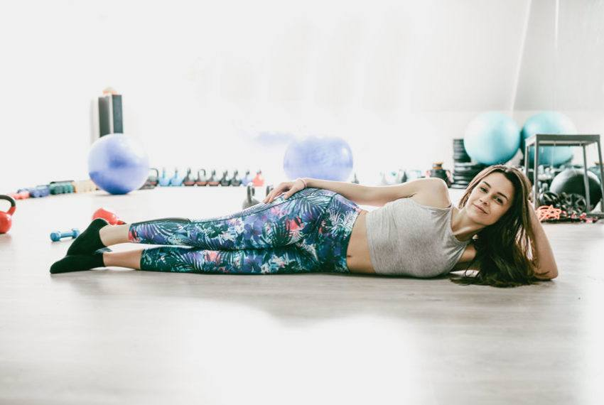 The oyster exercise is the no-equipment butt-sculpting move you need to add to your routine