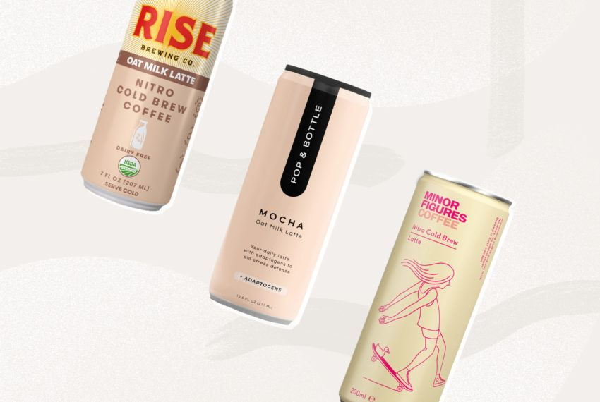 Attention: Ready-to-drink oat milk lattes are coming to a grocery store near you