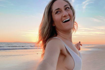 I love my mastectomy scars, but my relationship with my body is more complicated