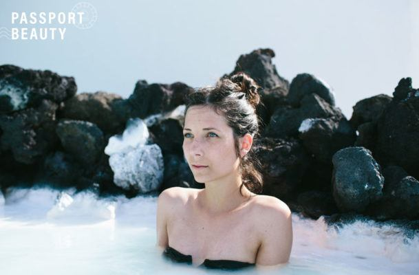I bathed in Iceland's Blue Lagoon for 3 days, and my skin was 100% on board