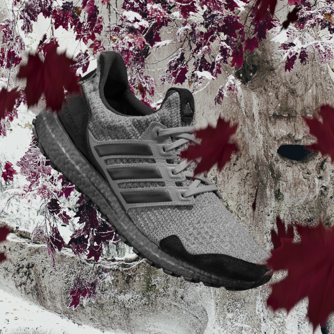 Thumbnail for A collab between 'Game of Thrones' and Adidas' iconic Ultraboost is coming (and I'd battle across the 7 kingdoms for it)