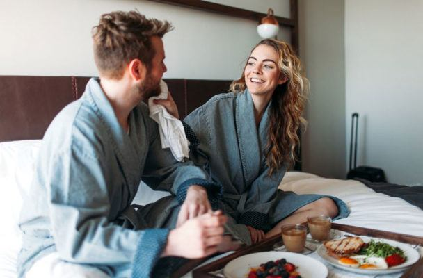 The first thing you should check in your hotel room to know it's clean
