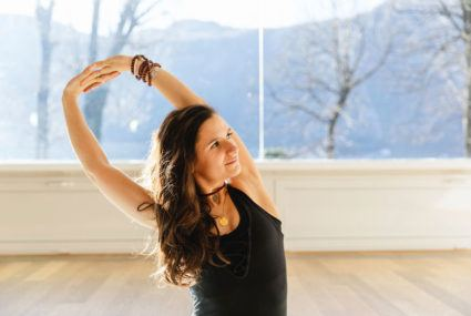 Work an office job? Memorize these yoga poses to balance yourself out