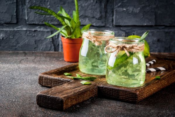Surprise: aloe vera is as good for your digestion as it is for your skin