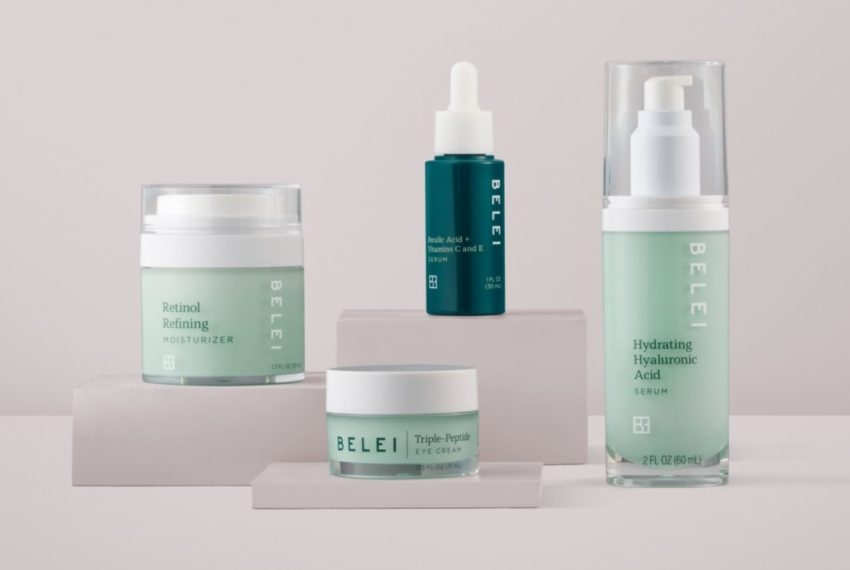 Amazon's new skin-care line is chock-full of the buzziest...