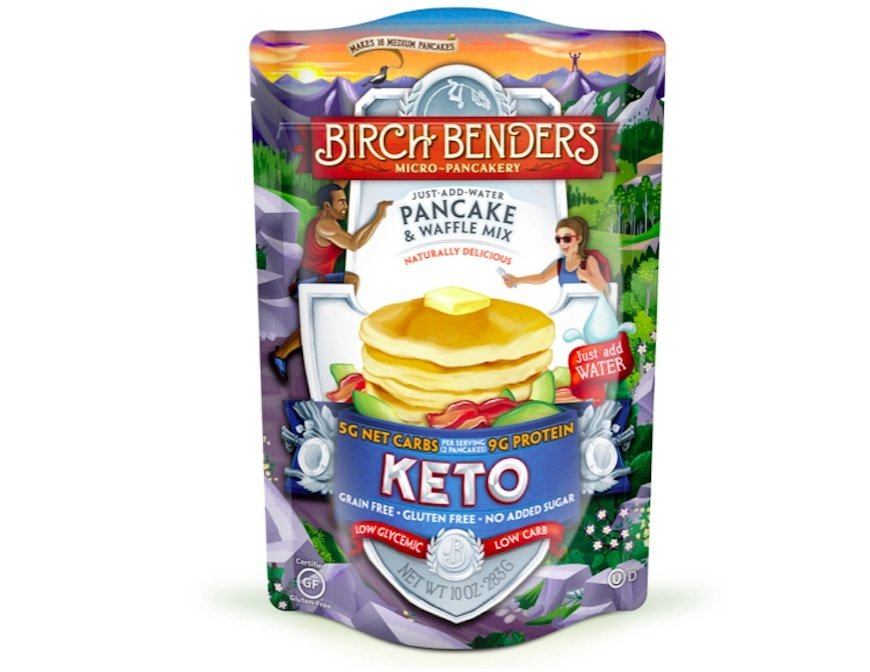 birch benders ketogenic pancake mix