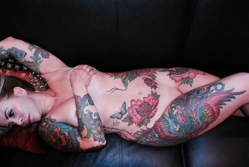 Self love tattoos are a body-positive tool for many women