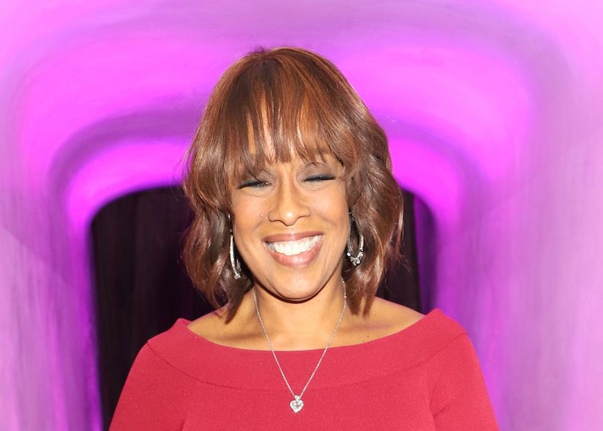 Thumbnail for Who knew Gayle King was such a Zen badass? Her wellness resume offers some clues