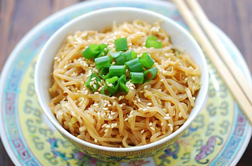 Thumbnail for 8 ways to use shirataki, the high-fiber, gluten-free noodle of your dreams