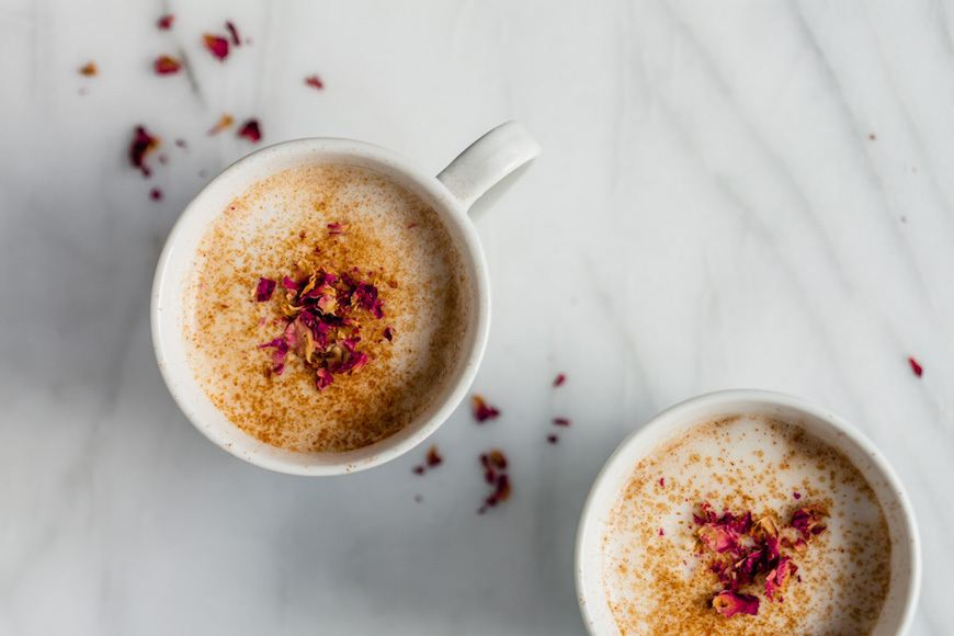 homemade chai tea recipe adaptogens