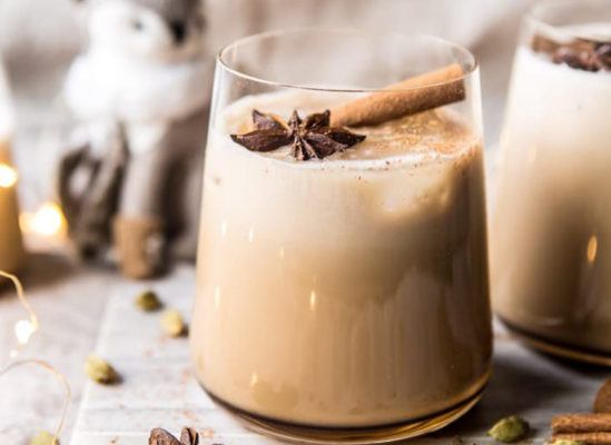 5 homemade chai tea recipes for an immunity-boosting, gut-friendly treat