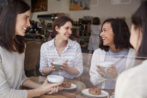 I'm an introvert in a new city—here's how I'm making friends