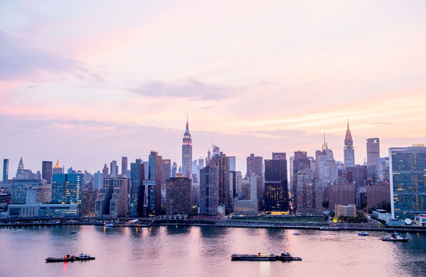 Thumbnail for A scenic view does wonders for your happiness—even in the city