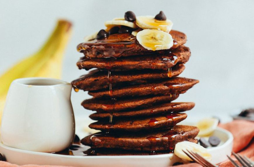 Thumbnail for 7 pancake recipes healthy enough for every day of the week