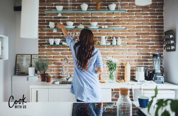 It's time for women to reclaim the kitchen as an empowering place