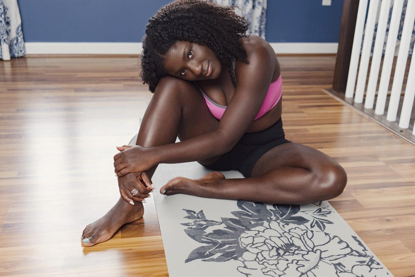 Grab a chair: This seated yoga sequence is no joke