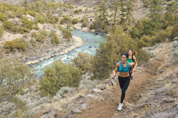 Trail running made me feel like a beginner in a sport that I felt like I'd mastered