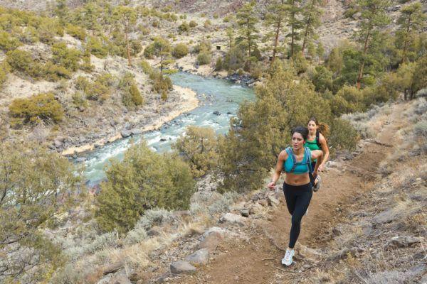 Trail running made me feel like a beginner in a sport that I felt like I'd mastered