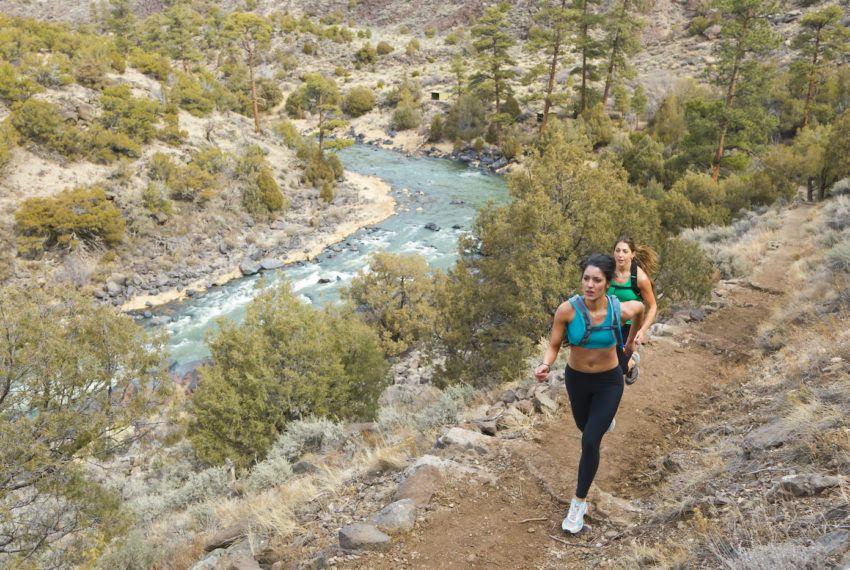 Trail running made me feel like a beginner in a sport that I felt like...