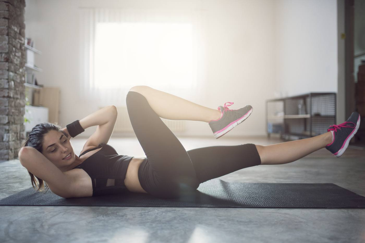 This 7-minute, core-strengthening workout tops boring old crunches any day